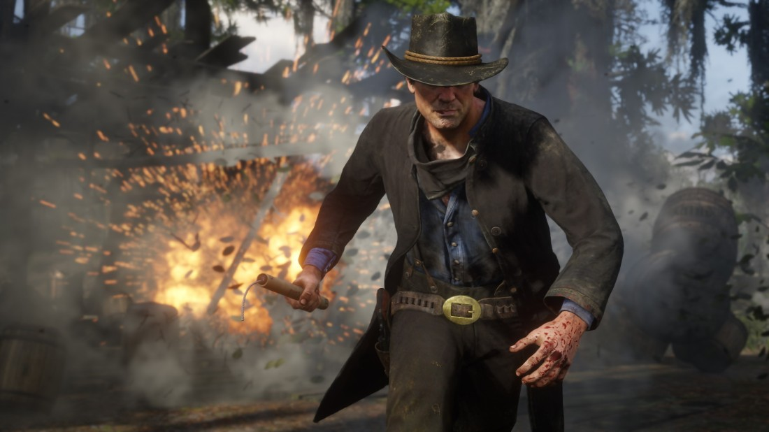 red dead redemption 2 review embargo