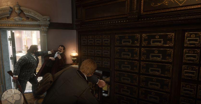 Bank Robberyy